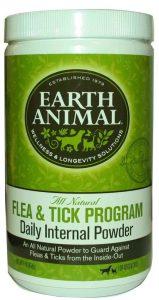 Earth Animal Flea & Tick Powder