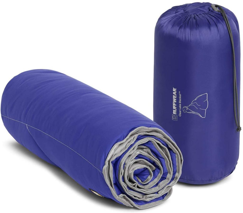 Ruff Wear Clear Lake Insulated Blanket Camping