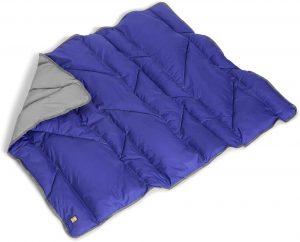 Ruff Wear Clear Lake Insulated Dog Blanket