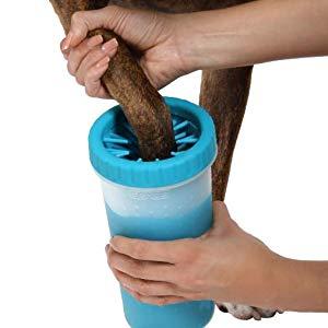Dexas Mudbuster Dog Muddy Paw Cleaner