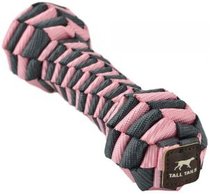 Tall Tails Braided Bone Natural Dog Toy