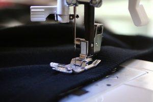 sewing machine by Anna Ventura