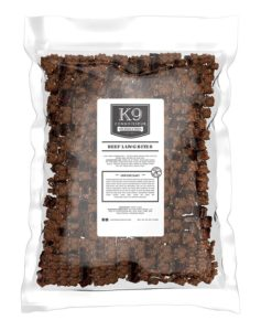 Dried Beef Lund training treats