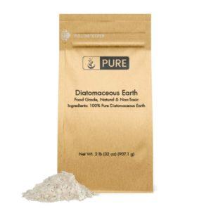 Pure Organics Food Grade Diatomaceous Earth