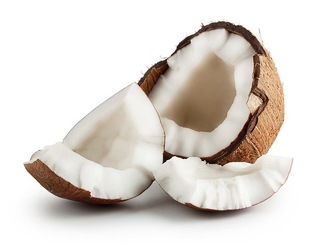 coconot, one of the natural ways to get rid of worms in dogs